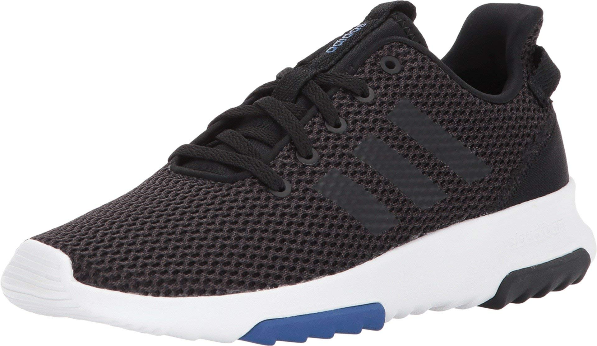 adidas Kids CF Racer TR Running Shoe, Utility Black/Black/Running White/Collegiate Royal, 12K M US Little Kid by adidas