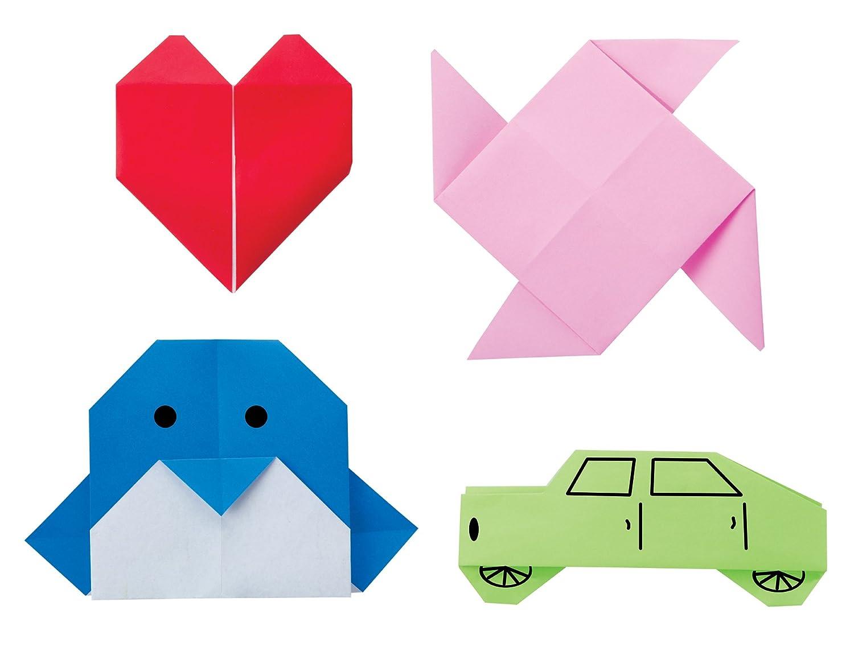 Alex Toys - Manualidades Origami Jumbo Cuadrados: Amazon.es ...