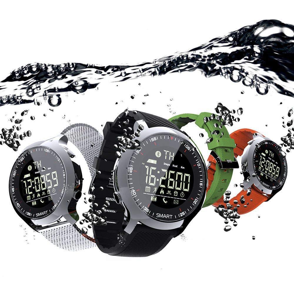 Smart Watch Sport Waterproof pedometers Message Reminder Bluetooth ...