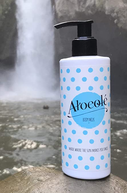 AloeOlé | Crema hidratante corporal Ecológica 250 ml | Calma y ...