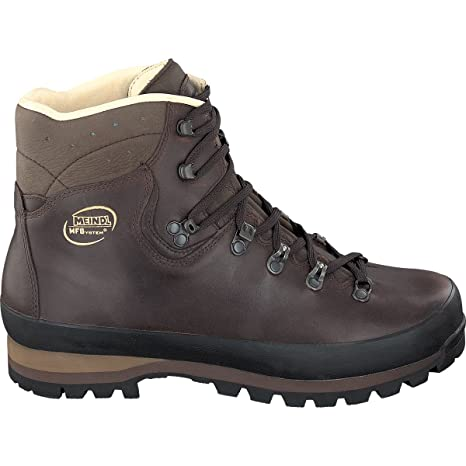 Meindl, scarpe Tasmania MFS da uomo,?colore marrone scuro, dunkelbraun, 14 UK