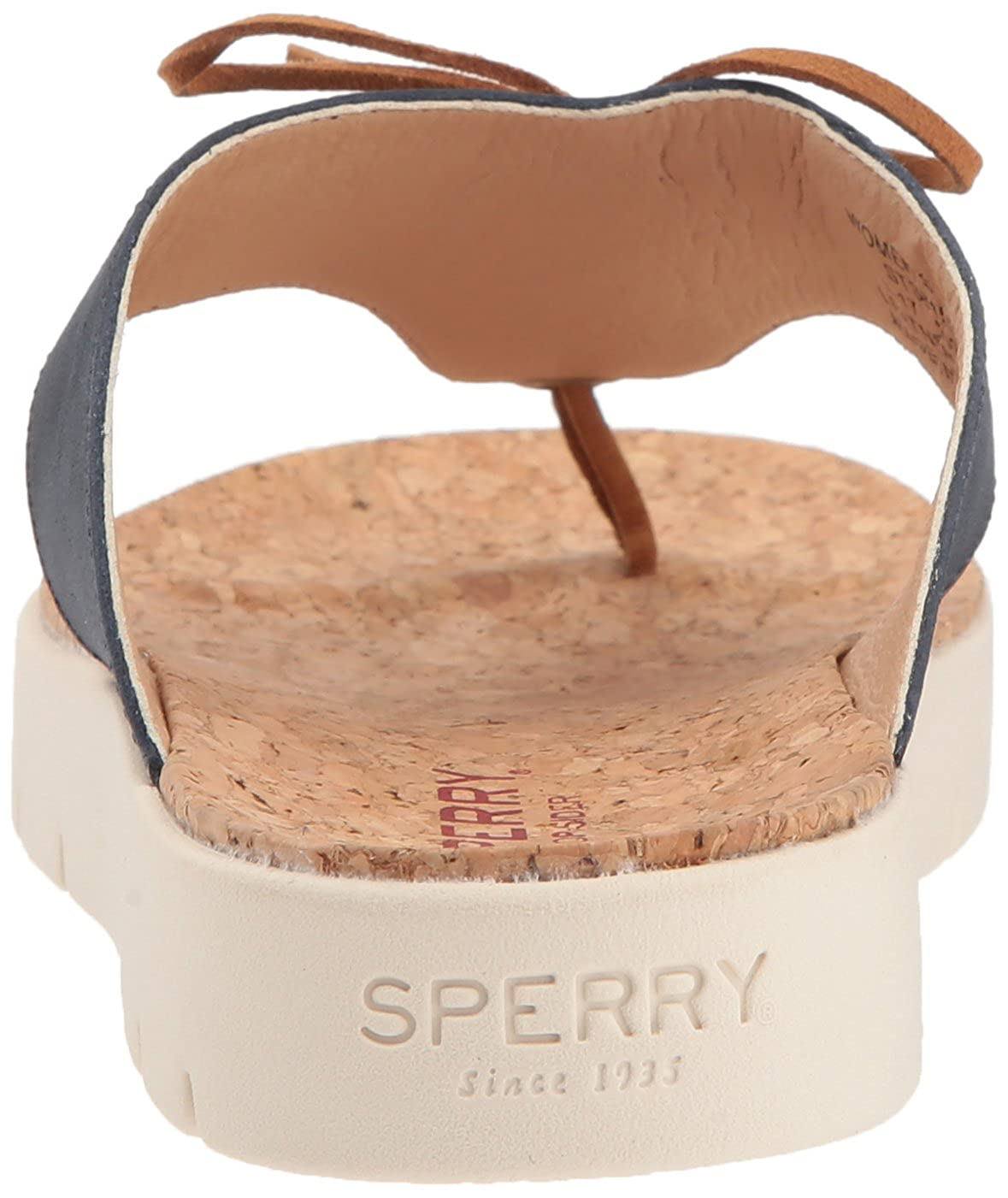 Sperry Navy Damen Sunkiss Cara Lea. Navy Sperry Zehentrenner, Blau (Navy) 6658f1