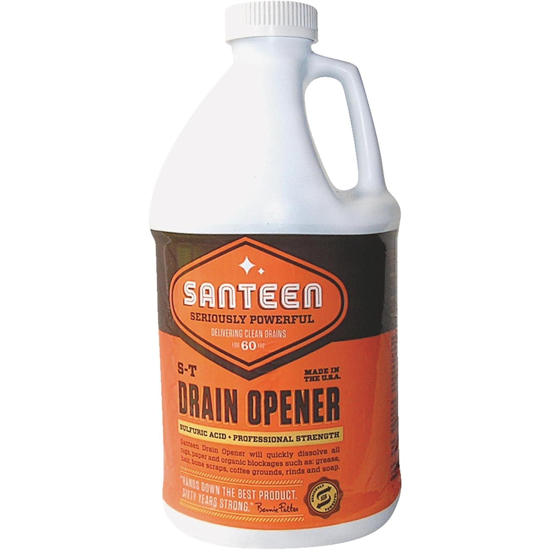 SANTEEN PRODUCTS 0210 1890ml Drain Opener B000F5VPK4