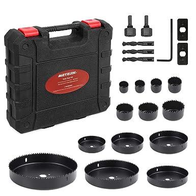 Hole Saw Kit- 21pc Set 3/4