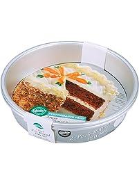 71sIZLHTprL. AC SR201,266  Wilton  Inch Round Cake Pan Wilton Performance Round Pan Set  Inch Deep