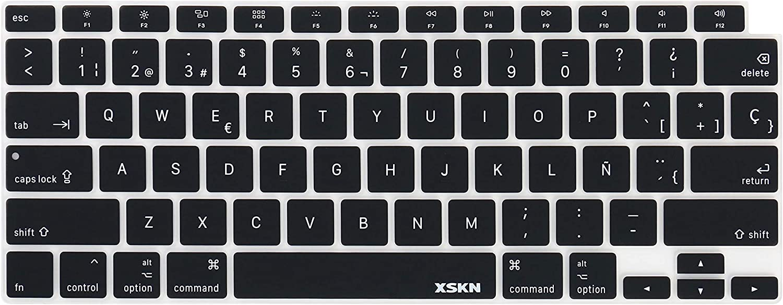 Funda de silicona para MacBook Air de 13 13,3 pulgadas