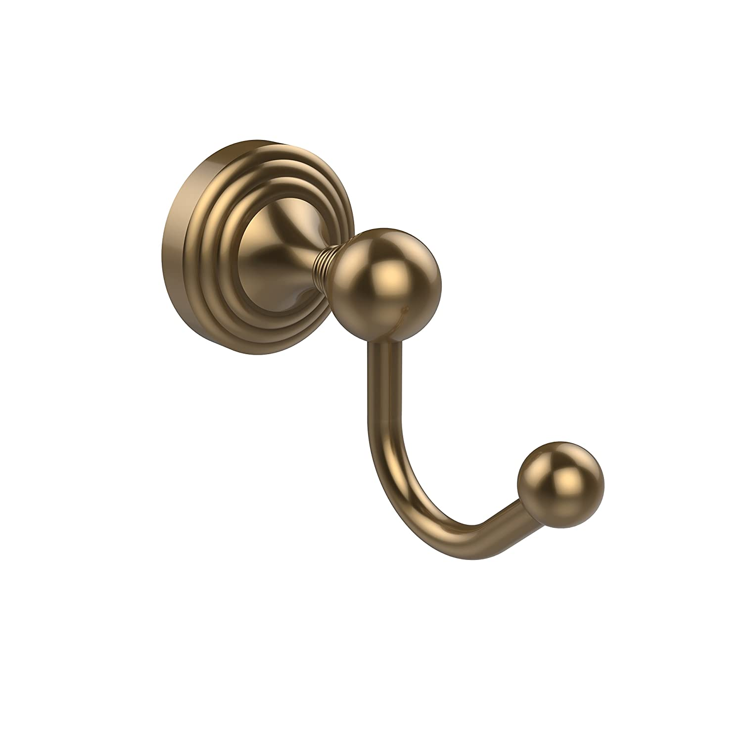 Allied Brass SG-20-BBR Sag Harbor Collection Robe Hook Brushed Bronze
