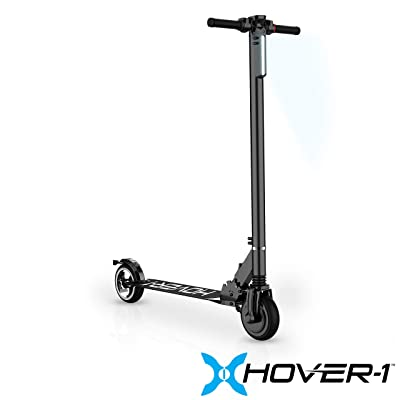 Hover-1 Rally Folding Electric Scooter, Black, One Size : Sports & Outdoors