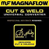 MagnaFlow 332305 Universal Catalytic Converter