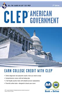 Clep official study guide 2018 the college board 9781457309298 clep american government book online clep test preparation fandeluxe Gallery
