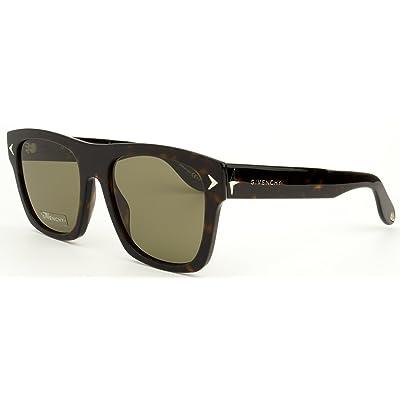Givenchy GV 7011/S E4 086, Montures de Lunettes Mixte Adulte, Marron (Havana/Brown), 55