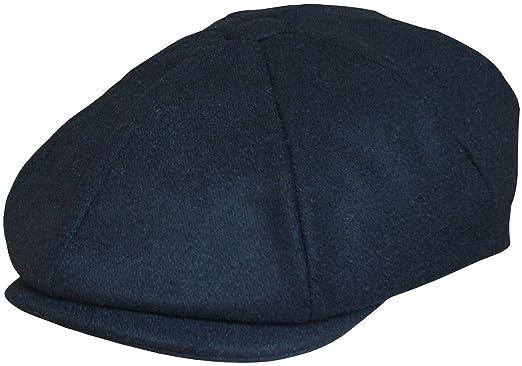 37f057eed0f Plain Baker Boy Cap  Amazon.co.uk  Clothing