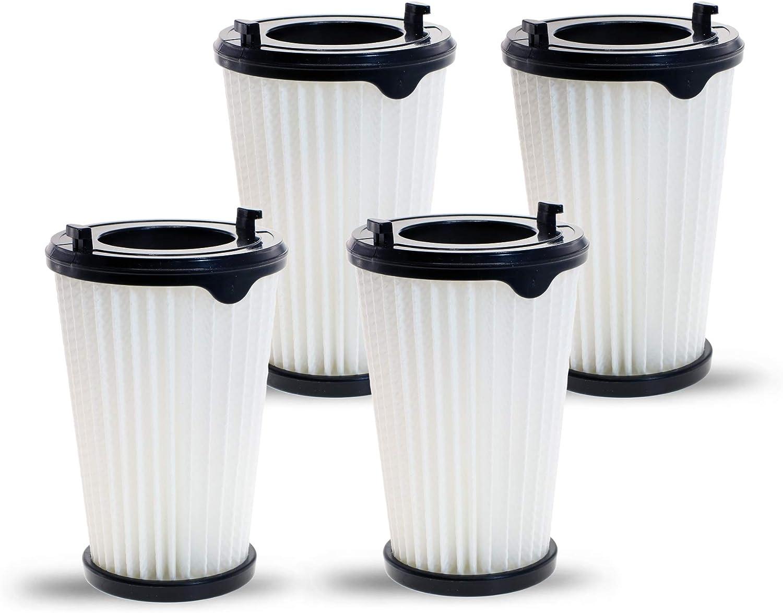 4 filtros CleanMonster AEG AEF150 - Juego de filtros de repuesto ...