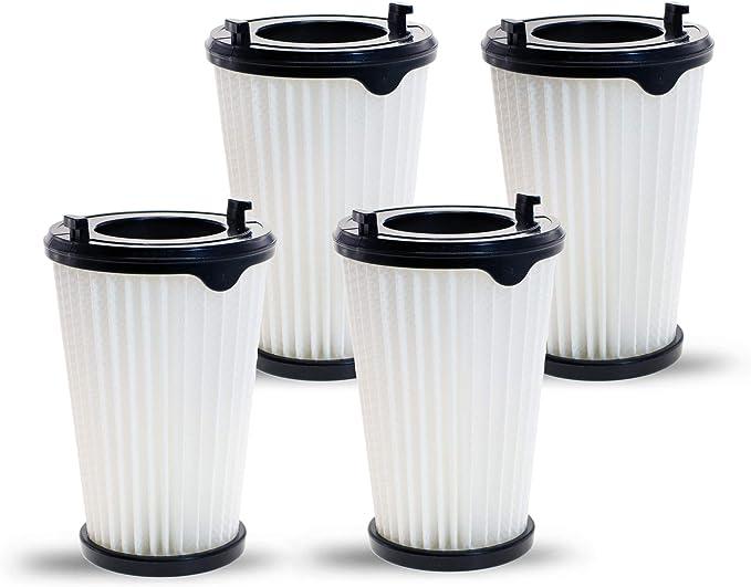 4 filtros CleanMonster AEG AEF150 - Juego de filtros de repuesto para aspiradoras CX7-2, CX7-2-I360, CX7-2-45AN, CX7-2-35FFP, CX7-2-35WR: Amazon.es: Hogar