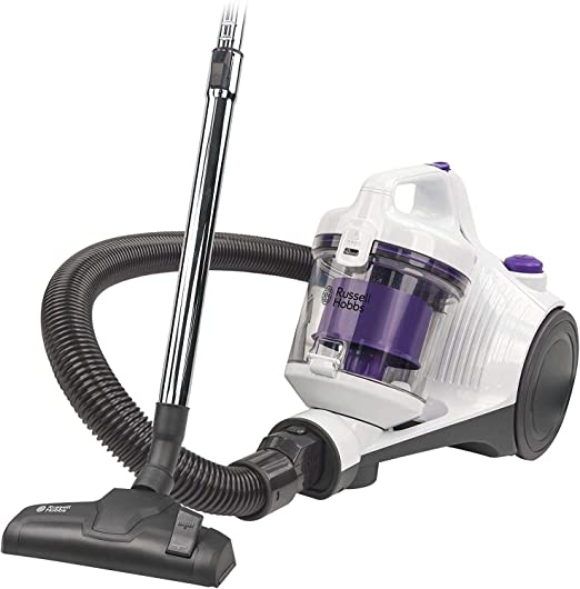 Russell Hobbs RHCV15AS06 Compact Cyclonic Cylinder Vacuum