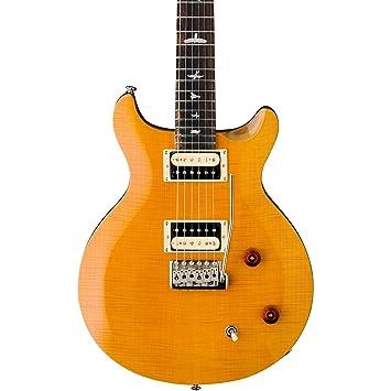 PRS: se Santana – Santana amarillo. Guitarra eléctrica