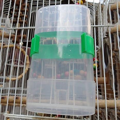 Nankod - Comedero de pájaros, alimentador de Agua y Alimentos ...