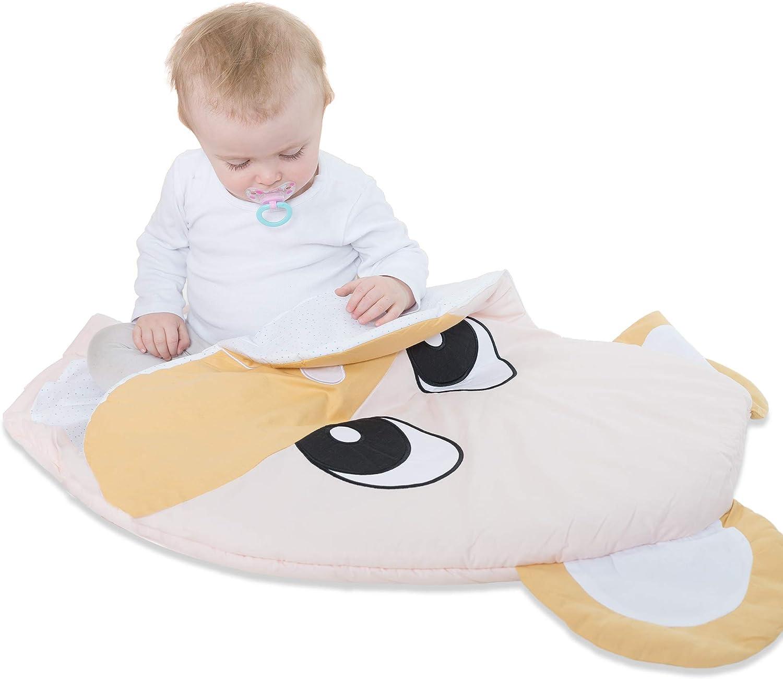 Saco de Dormir para niños Hecho de Mamelucos de algodón para niños ...