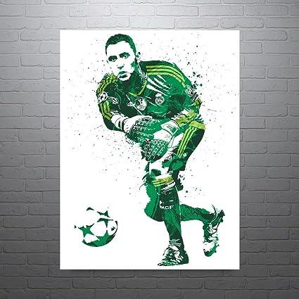 Keylor Navas Real Madrid Poster