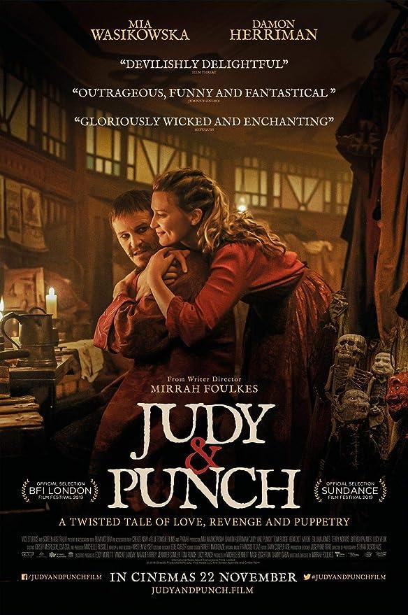 printdesign Judy Punch - Movie Poster Wall Decor Cartel de ...