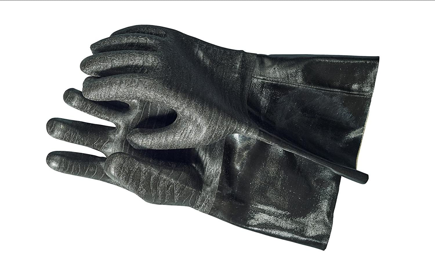 Artisan Griller BBQ Glove - Insulated Heat Resistant Barbecue, Smoker, Grill, Oven and Cooking Gloves. Great in The Kitchen or at The Barbeque Grilling -1 Pair Size 10/XL