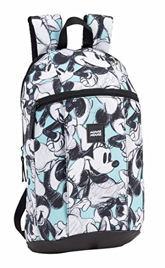 44f67e52ea4 Minnie Mouse Junior Official Mini Backpack for Everyday Use  Amazon ...
