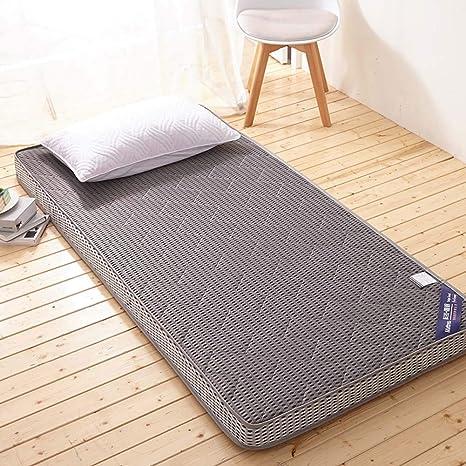 Amazon.com: 4D transpirable colchón Pad, grueso Tatami ...