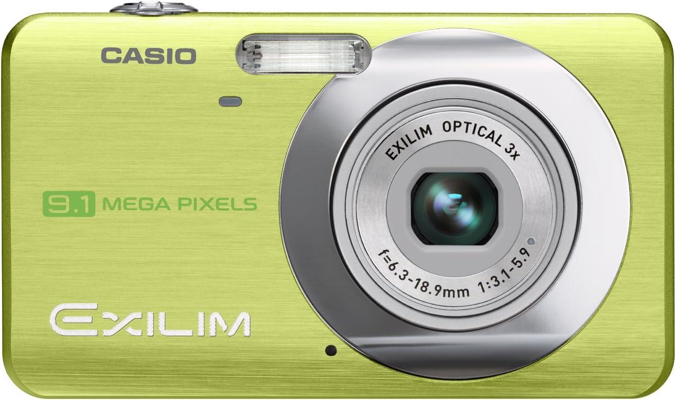 Casio Exilim Zoom EX-Z85 - Cámara Digital Compacta 9.1 MP (2.6 ...