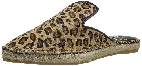 aadd259fdf52 Andre Assous Women s Marcia Slide Sandal Leopard Pony 10 ...