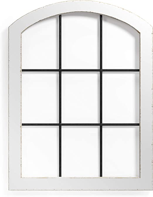 cathedral window frame wall art