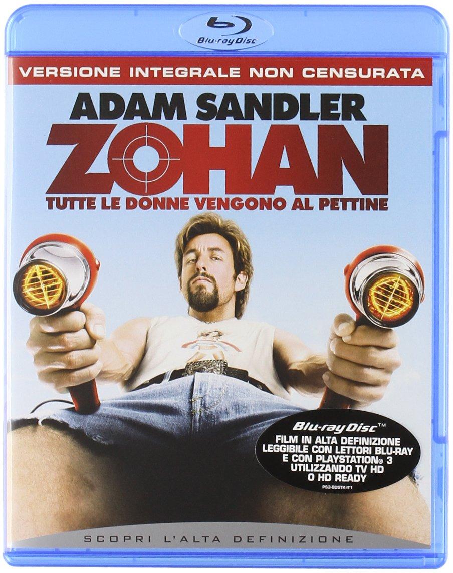 Zohan - Tutte le donne vengono al pettine (2008) .avi BrRip AC3 ITA