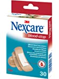Nexcare Assorted Sizes Blood Stop - Pack of 30