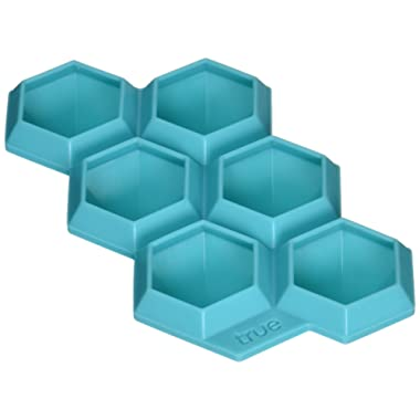 TrueZoo Iced Out Diamond Silicone Mold and Ice Cube Tray