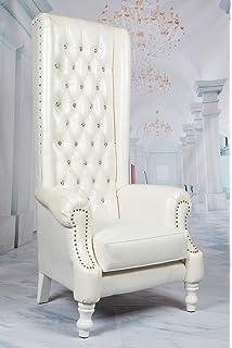 Amazon.com: bar stool LVZAIXI High Stool Lift Solid Wood ...
