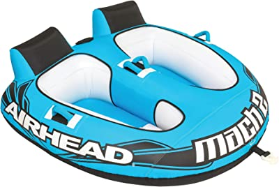Airhead Mach | 1-3 Rider Towable Tube for Boating