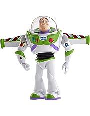Mattel- Disney Toy Story 4-Buzz Lightyear Superguardián Andarín, Juguetes niños +3 años GGH43, Multicolor