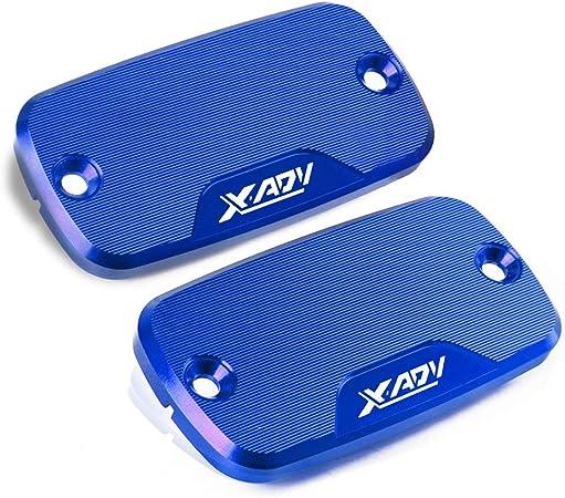 Xadv Motorrad Vorne Bremsflüssigkeitsbehälter Deckel Für Honda X Adv X Adv 750 2017 2018 2019 Blau Auto