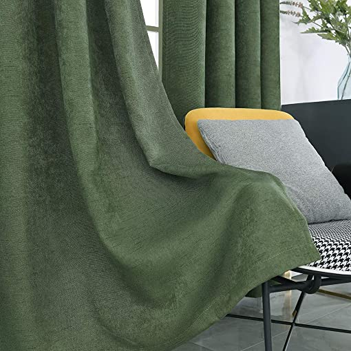 Linen Blend Curtains