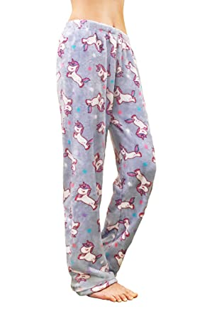 293e66db439 Image Unavailable. Image not available for. Color  Virgos Women s Ultra  Comfy Super Soft Unicorn Pajama Pants Sleepwear