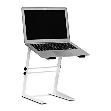 Relájese días laptop stand regulable en altura HBT 34,5 x 26 x 32 cm