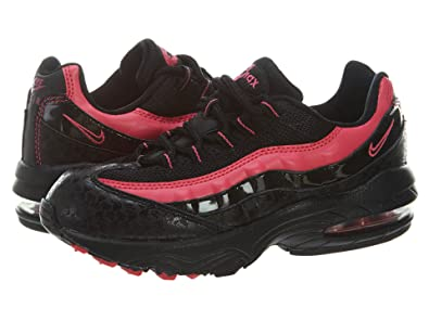 4080193b77e2 Nike Air Max 95 LE (PS) Sneakers Shoes Black Black-Berry 10.5 Y US  Buy  Online at Low Prices in India - Amazon.in