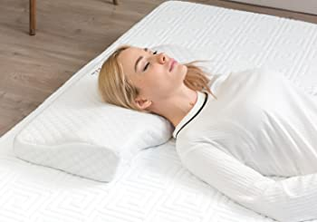 TAMPOR Bamboo Charcoal Contour Memory Foam Pillow