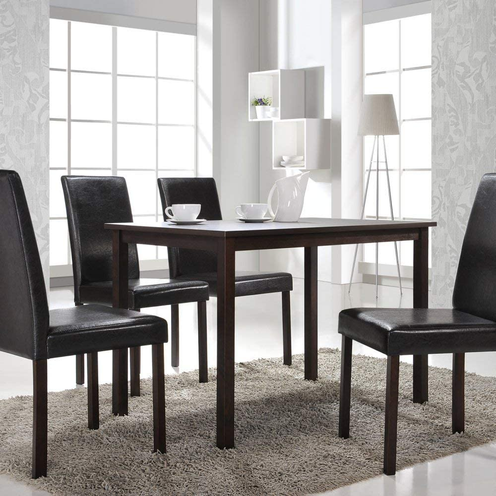 Baxton Studio Andrew Modern Dining Table - Tables