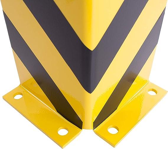 Rammschutz Regalschutz Anfahrschutzecke Eckschutz Lager Säulenschutz 300mm Lager