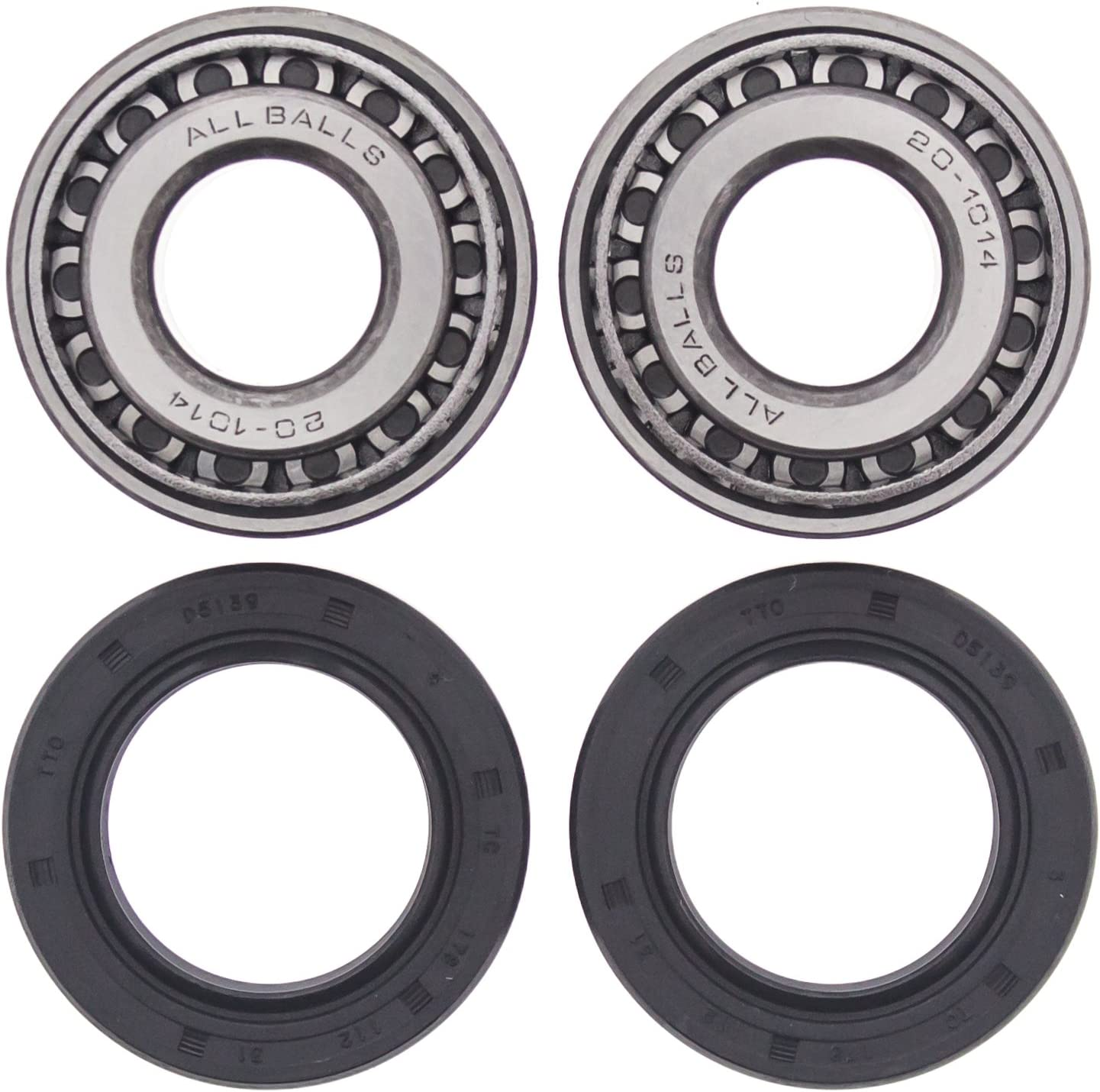 All Balls Wheel Bearing Kit 25-1001