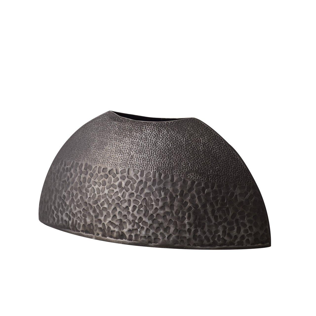Clay 花器 フォセットマウントL #ブラック CC570788-802 B07BB2XS1R Large  Large