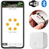 Yale Wi-Fi and Bluetooth Upgrade Kit for Assure Locks and Assure Levers - Works with the August app, Amazon Alexa…