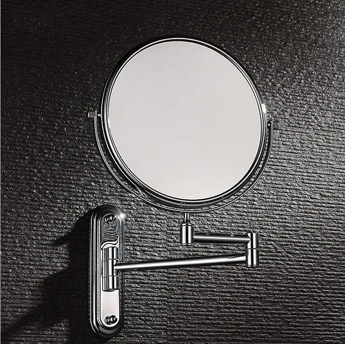 Rowenta Specchio Pieghevole.Specchi Da Bagno Cf Specchio Di Bellezza Bagno Rame Parete