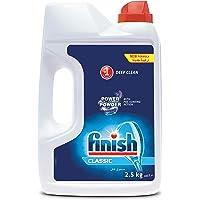 Finish Dishwasher Detergent Powder Original, 2.5kg