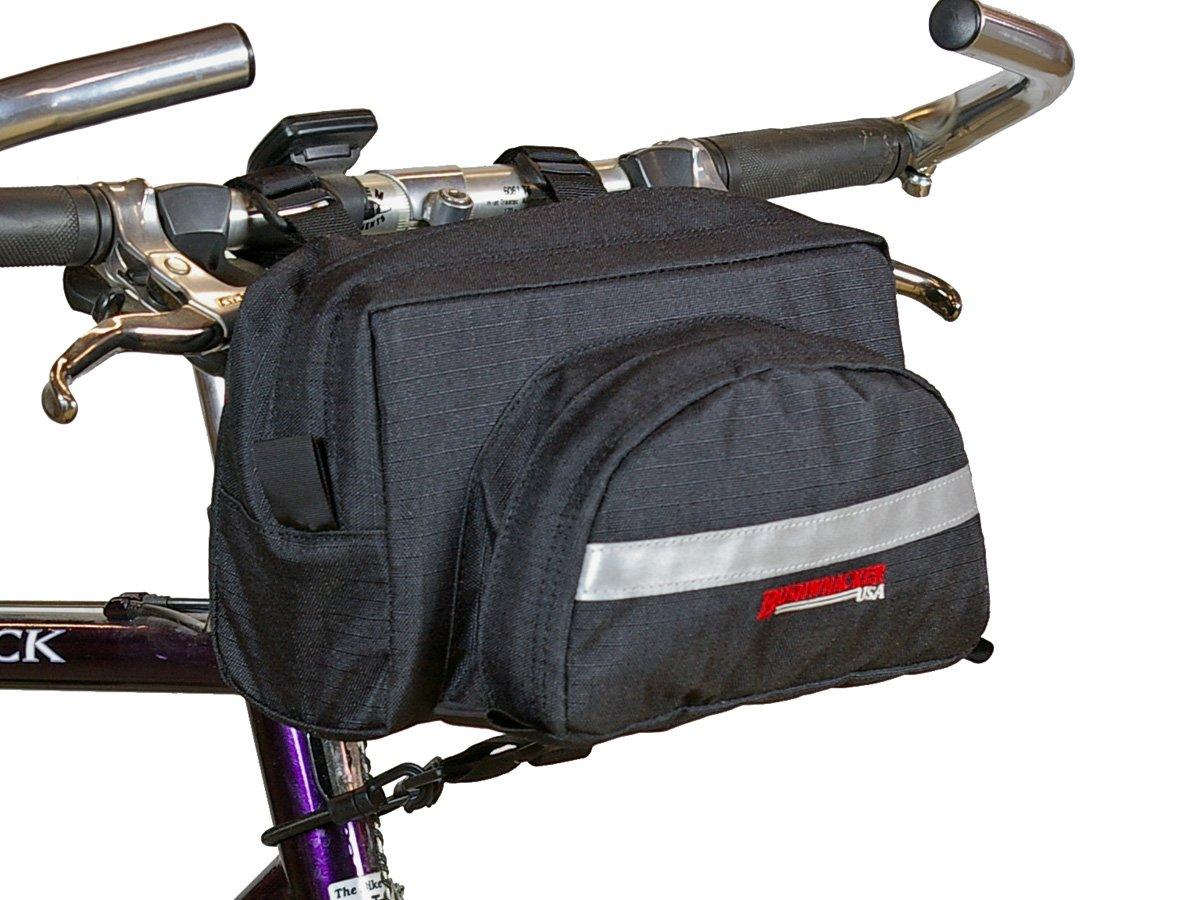 Bushwhacker Durango Black Bicycle Handlebar Bag